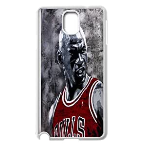 Custom High Quality WUCHAOGUI Phone case Chicago Bulls Michael Jardon Pattern Protective Case Protective Case 94 For Samsung Galaxy NOTE4 Case Cover At ERZHOU Tech Store