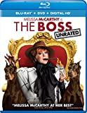 The Boss (Unrated Blu-ray + DVD + Digital HD)