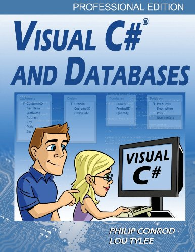 Visual C# and Databases - Professional Edition by Kidware Software