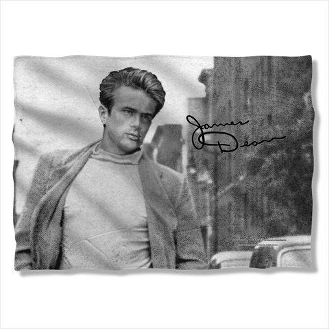 James Dean Walk Pillow Case