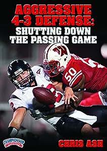 Chris Ash: Aggressive 4-3 Defense: Shutting Down the Passing Game (DVD)