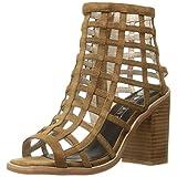 Sol Sana Women's Diana Boot, Cognac Suede, 37 EU/7 M US