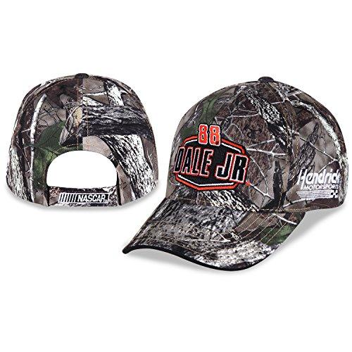 NASCAR Dale Earnhardt Jr #88 True Timber Camo Hat / Cap - Nascar Camouflage Hat