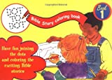 img - for Favorite Bible Stories: A Dot-to-Dot Bible Story Coloring Book book / textbook / text book