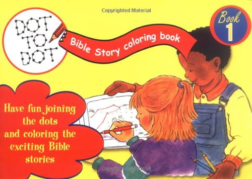 Download Dot to Dot Bible Story Coloring Book pdf epub