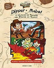 """Dipper E Mabel Em """"a Maldição Do Tesouro Dos Piratas Do Te"""
