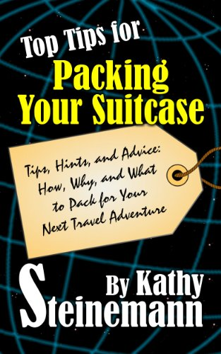 Top Tips Packing Your Suitcase ebook product image