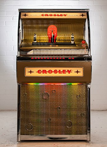 Rocket Full Size CD Jukebox with Bluetooth -