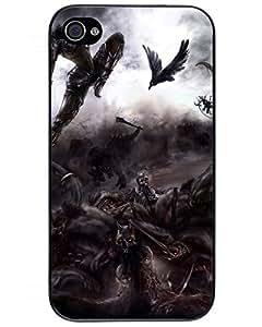 April F. Hedgehog's Shop Hot 2205117ZB357684849I4S Discount New Arrival Premium iPhone 4/4s Case(Diablo III)