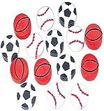 Mini Sports Erasers 2160 pcs sku# 1777898MA