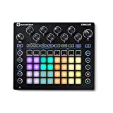 Novation Circuit Groove Box w/ Sample Import: 2-Part Synth, 4-Part Drum Machine and Sequencer