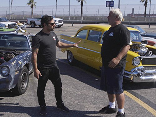Hot Cars Project Rod (Hot Rod Roundup! HRG Project Cars in Drag Race Competition!)