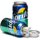 Sprite Diversion Safe Can Lemon Drink Stash Cash Money Jewellery Keys Secret Compartment Pop Can, Includes an Exclusive WeNeedBongs(TM) Scoop Card: Sold by WeNeedBongs(TM)
