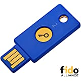 Yubico Security Key - U2F and FIDO2, USB-A, Two-Factor Authentication