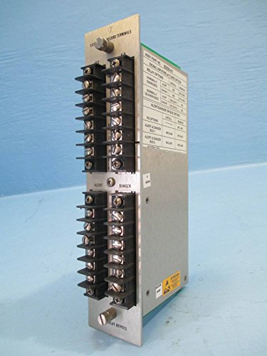 Bently Nevada 82926-01 78462-01 XDCR I/O Record 78599 PLC Relay Card 3300 (Relay I/o Card Programmable)