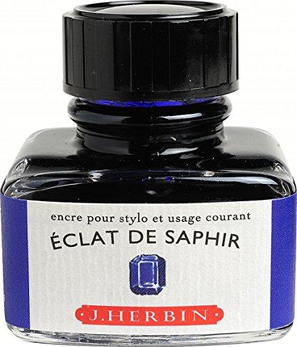 J Herbin Fountn Eclat Saphir