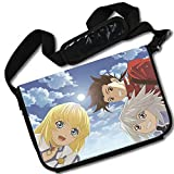 MovieWallscrolls Tales of Symphonia Video Game Stylish Laptop Messenger Bag (15 x 11) Inches [MB] Tales of Symphonia- 10