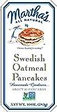 Marthas Mix Pncke Swedish Oatmeal 10 Oz