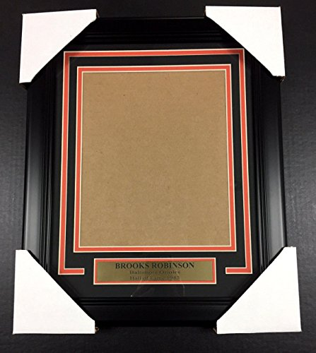 - BROOKS ROBINSON FRAMED KIT BALTIMORE ORIOLES 8X10 VERTICAL PHOTO HALL OF FAME