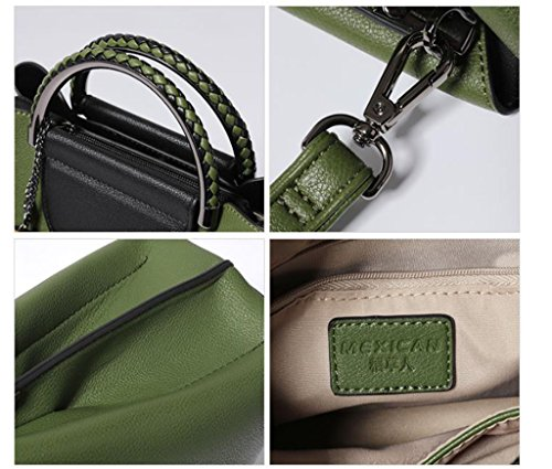 Faishon à de travail les 2 body main à sac pour dames sac sac Cross 5 occasionnel à bandoulière Couleur sac Style main YgPrYq