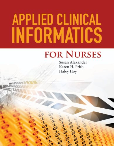 Applied Clinical Informatics for Nurses Pdf