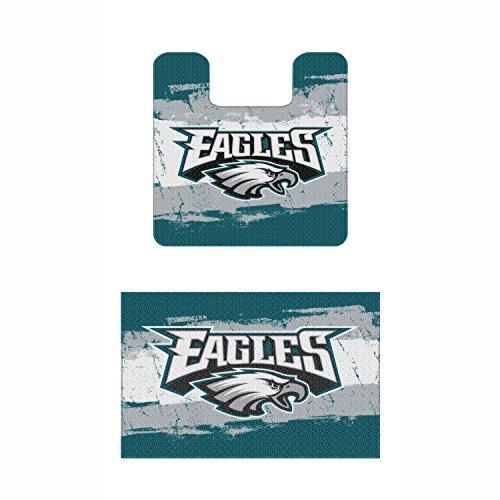Philadelphia Eagles Bath Football Bathroom product image
