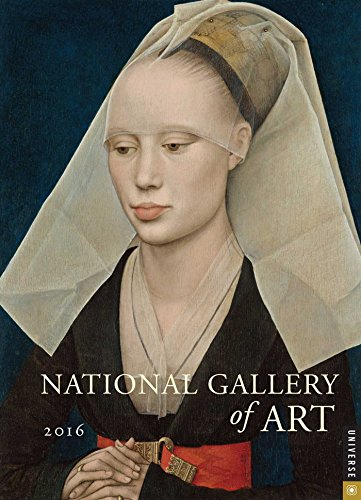 National Gallery Of Art 2016 Engagement Calendar