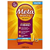 Metamucil Fiber Smooth Texture Sugar free Orange 44X5.8G-Packaging may vary