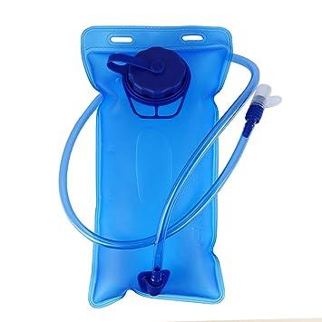 ISSYZONE 2 litros Bolsa de Agua para Mochilas Bolsa de ...