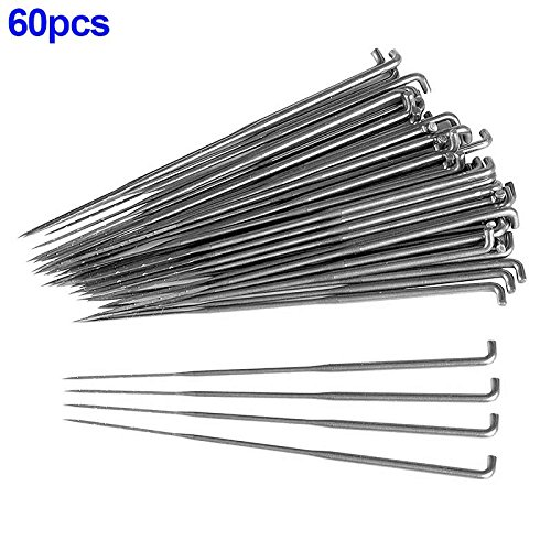 Embroidery Needles - 60pcs 79/86/91mm Felting Needles DIY Hand Wool PIN Felt Tools Kits Embroidery DIY Craft Knitting Accessories GQ999 by Embroidery Needles