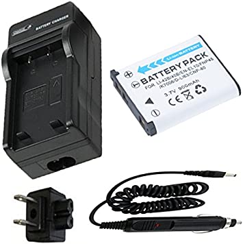 Cámara Batería 700mAh para Fujifilm FinePix XP80 JV500 JX490
