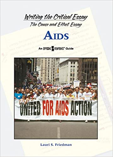 Aids Writing The Critical Essay An Opposing Viewpoints Guide  Aids Writing The Critical Essay An Opposing Viewpoints Guide Lauri S  Friedman  Amazoncom Books Good High School Essay Examples also Business Plan Writer New York  Proposal Essay Topic Ideas