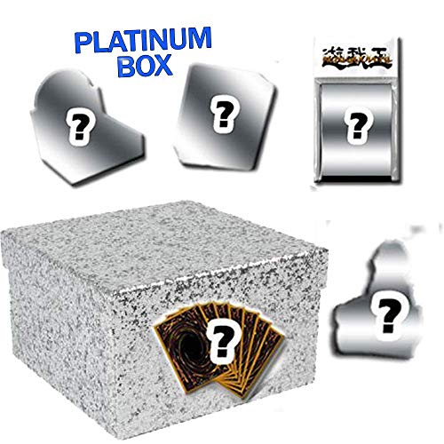 REALGOODEALYUGIOH Platinum Edition Box