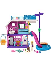 Polly Pocket - Polly Pocket! Casa do Lago da Polly, Mattel, GHY65, Multicor