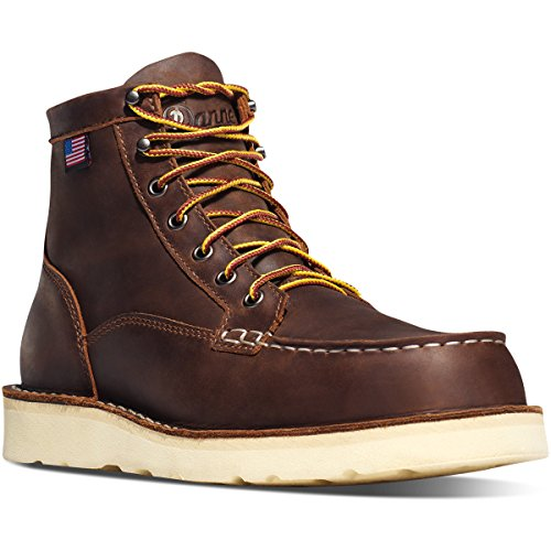 Danner Men's 15564 Bull Run Moc Toe 6