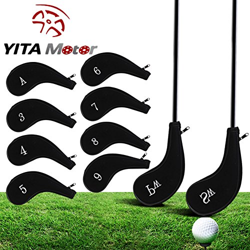 YITAMOTOR 10pcs Headcover covers Protector