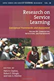 Research on Service Learning, , 1579228844