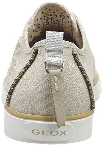Geox Jr Ciak Girl E - Zapatos Primeros Pasos Para Bebés Beige