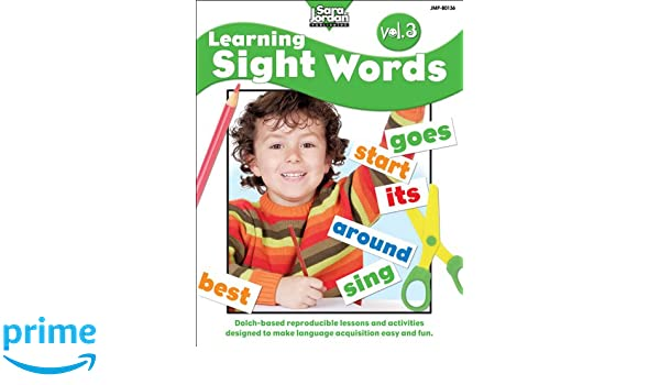 Amazon.com: Learning Sight Words: Ready-to-use Reproducible ...