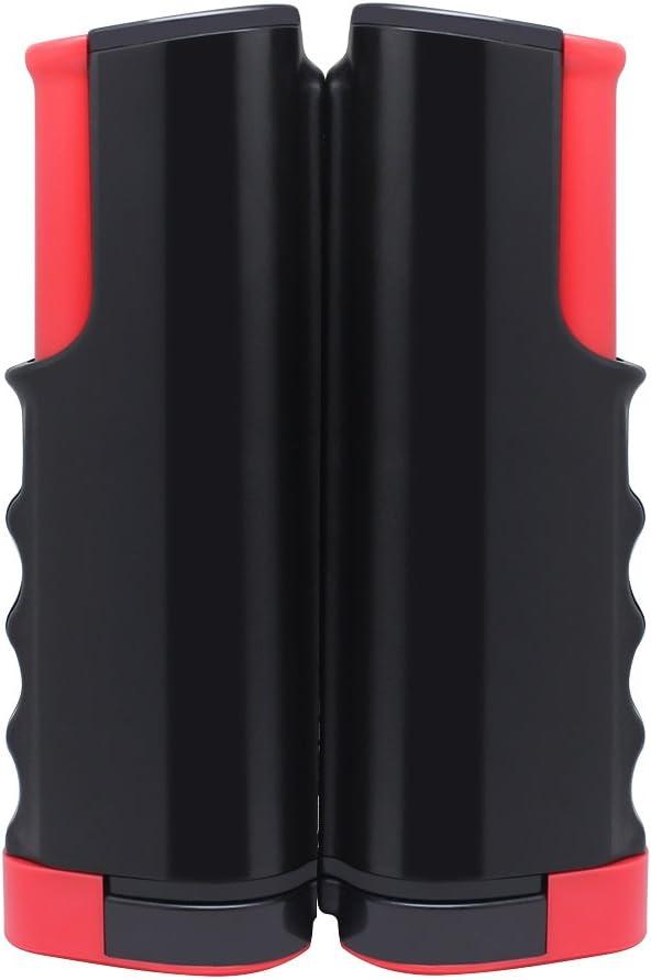 Accessotech–Portable retráctil mesa de tenis Red accesorio de repuesto ping pong accesorio