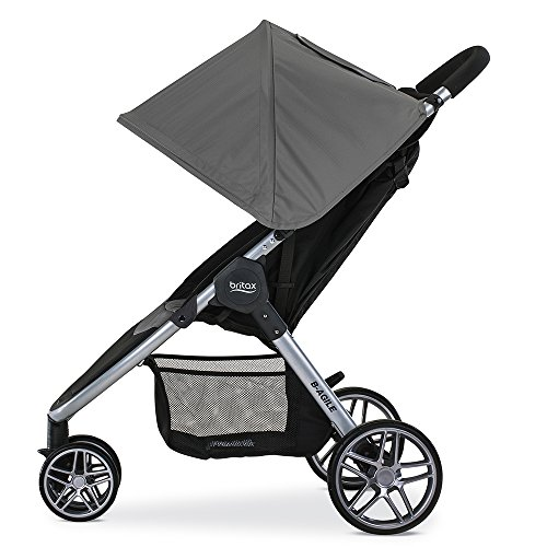 Britax 2017 B Agile Lightweight Stroller Steel For Cheap
