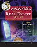 Five Minutes to a Great Real Estate Letter: A Desk Reference for Top-selling Agents