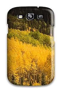 For Galaxy S3 Fashion Design Mountain Landscape Case