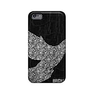 AlissaDubois Iphone 6plus High Quality Hard Cell-phone Case Customized Realistic Metallica Pattern [Gum12298HrQX]