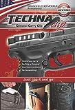 TECHNA TECXD-BA Clip Springfield XD Ambit Black Gun Stock Accessories