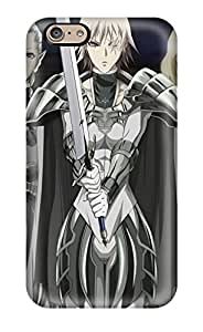 Awesome Claymore Flip Case With Fashion Design For Iphone 6
