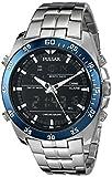 Pulsar Men's PW6013 Analog Display Japanese Quartz Silver Watch