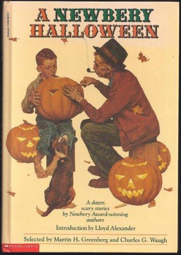 A Newbery Halloween: A Dozen Scary Stories By Newberry Award-Winning Authors]()