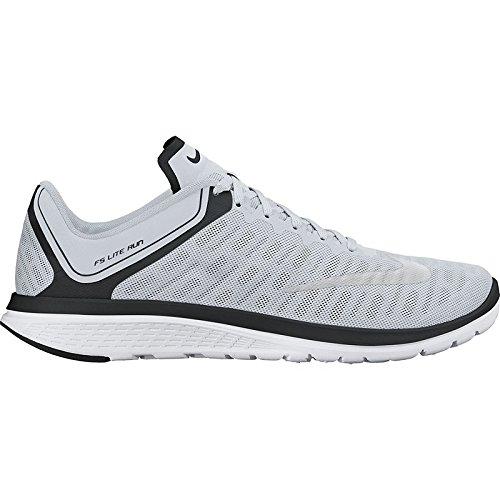 325226f4e8c Nike Men s FS Lite Run 4 Running Shoe Pure Platinum Metallic - Import It All