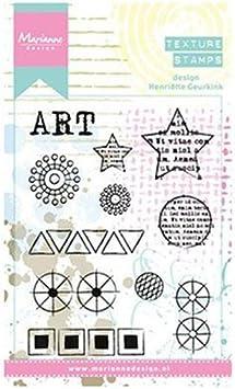 zzzz-s Marianne Design Clear Stamps condoleance Transparent